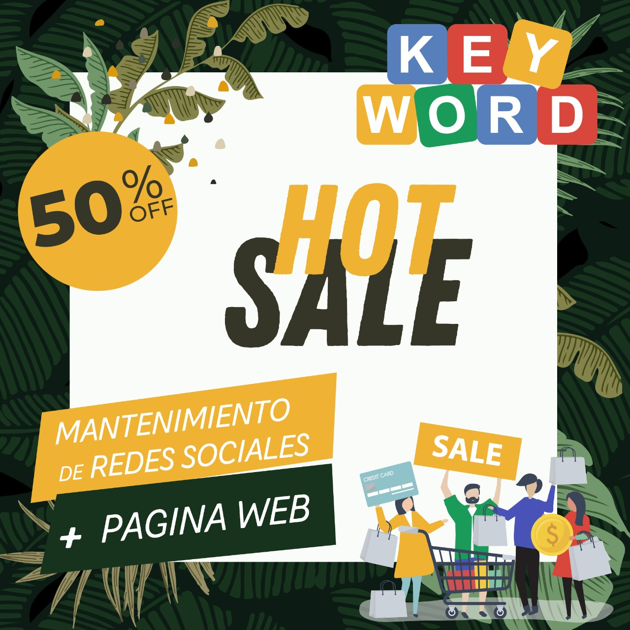 Hot Sale Keyword MKTS